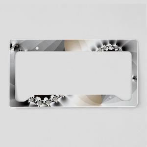 Dispersion License Plate Holder