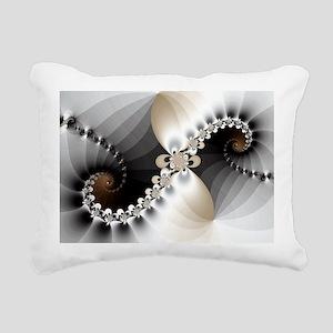 Dispersion Rectangular Canvas Pillow