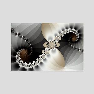 Dispersion Rectangle Magnet