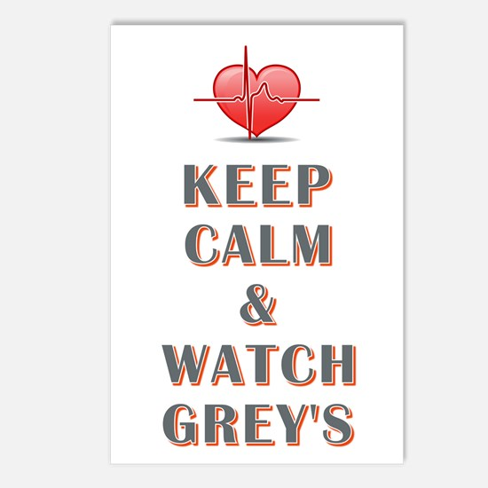 KEEP CALM... Postcards (Package of 8)