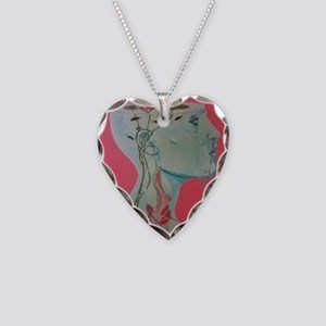 Neotony Necklace Heart Charm