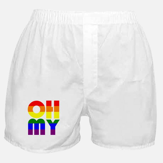 Cute Oh Boxer Shorts