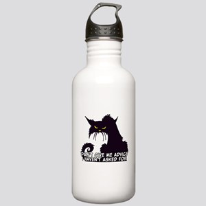 Don't Give Me Advice A Stainless Water Bottle 1.0L