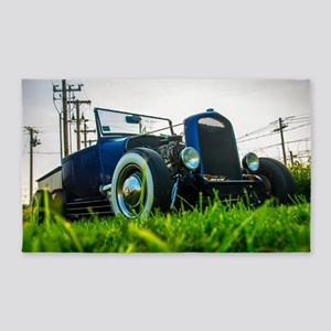 Hot Rod 3'x5' Area Rug