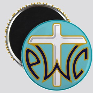 PWOC Logo Magnets