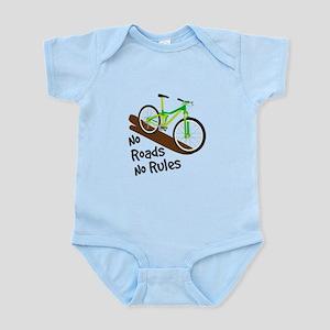 No Roads No Rules Body Suit