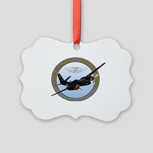 InvaderSqdn Picture Ornament