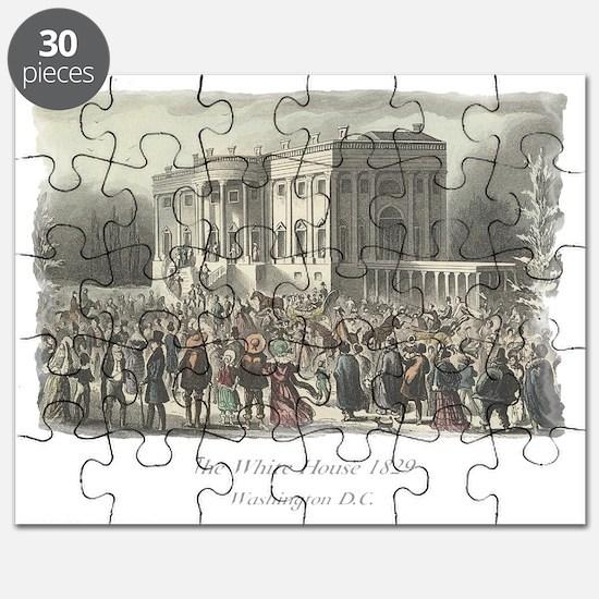 Funny Inauguration Puzzle
