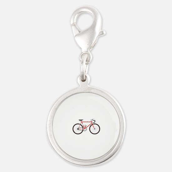 Red Road Bike Charms