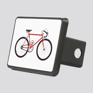 Red Road Bike Hitch Cover
