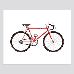 Red Road Bike Posters
