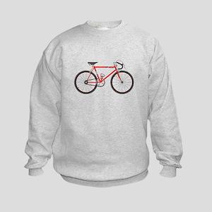 Red Road Bike Sweatshirt