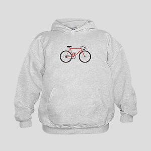 Red Road Bike Hoodie