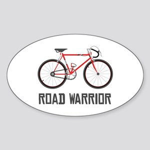 Road Warrior Sticker