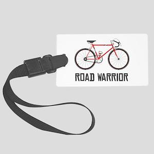 Road Warrior Luggage Tag