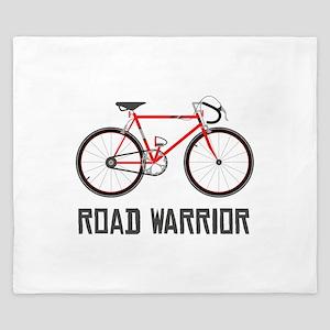 Road Warrior King Duvet