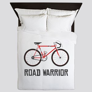Road Warrior Queen Duvet