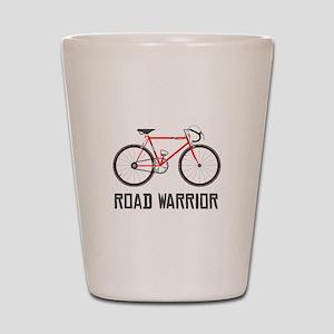 Road Warrior Shot Glass