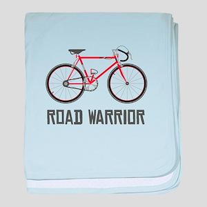 Road Warrior baby blanket
