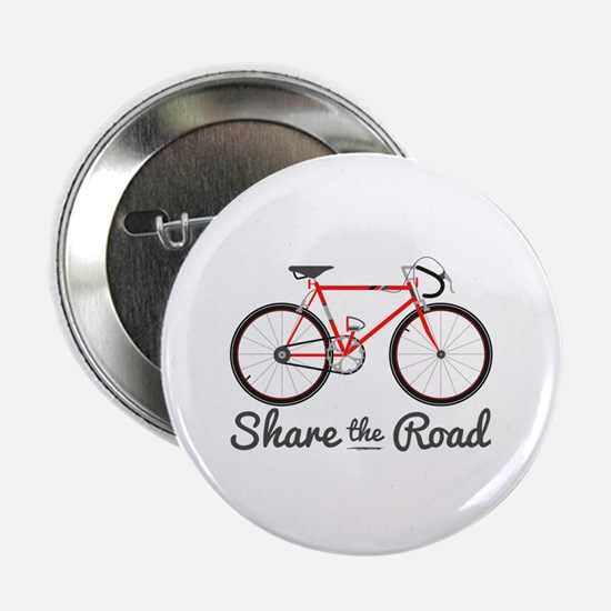 "Share The Road 2.25"" Button"