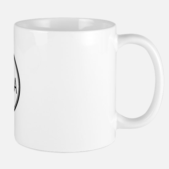 EARL GREY TEA (oval) Mug