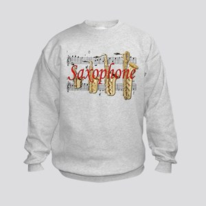 Saxophone Kids Sweatshirt