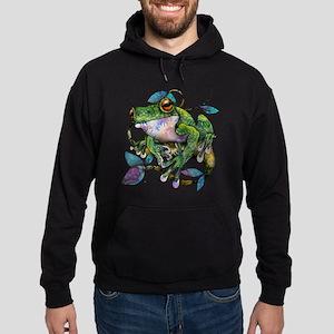 Wild Frog Hoodie (dark)