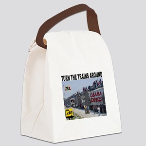 ILLEGAL EXPRESS Canvas Lunch Bag