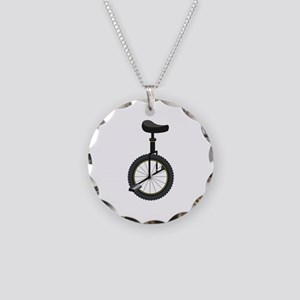 Unicycle Necklace