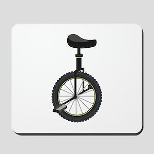 Unicycle Mousepad