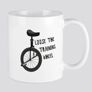 Loose The Training Wheel Mugs