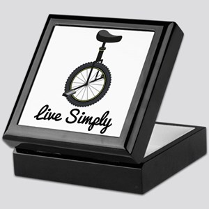 Live Simply Keepsake Box
