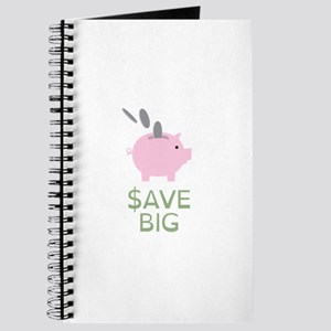 Save Big Journal