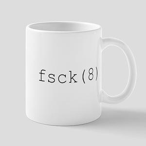 fsck(8) Mug