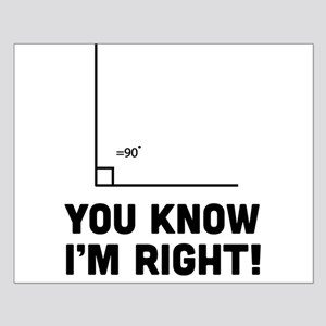 You know i'm right Posters