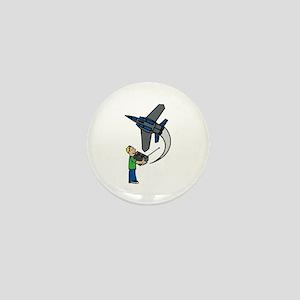 RC Airplane Mini Button