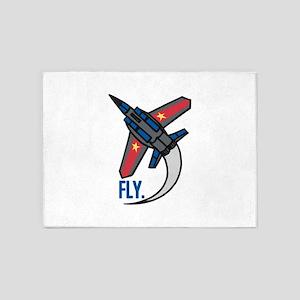Fly 5'x7'Area Rug