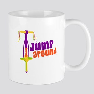 Jump Around Mugs