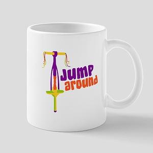 Jump Around Mugs