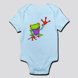 Waving Poison Dart Frog Body Suit