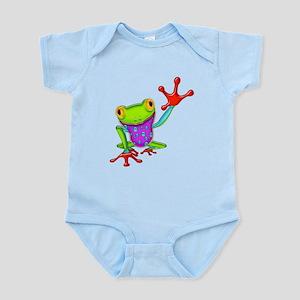 Waving Poison Dart Frog Body Suit