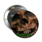 "2.25"" SKULL Button (10 pack)"