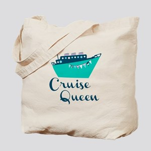 Cruise Queen Tote Bag