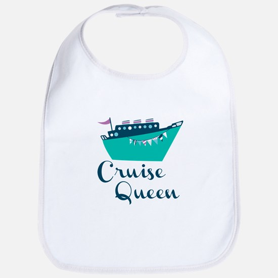 Cruise Queen Bib