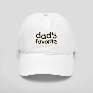 Funny Humorous Dad's Favorite Cap