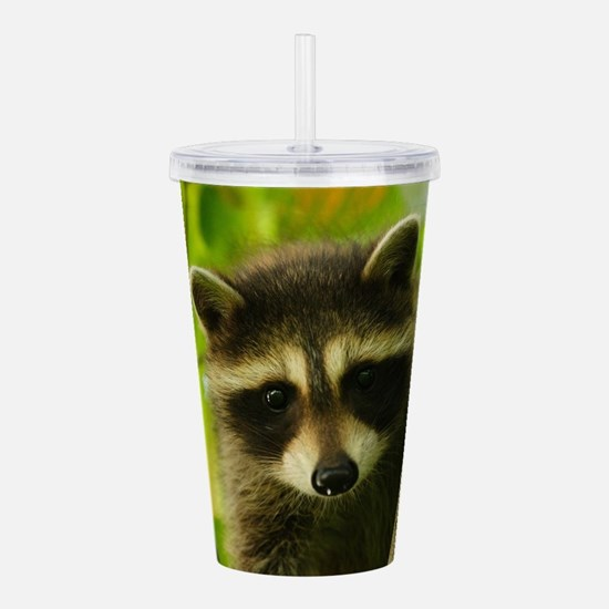 Cool Womens Acrylic Double-wall Tumbler