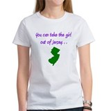 Jersey girl Women's T-Shirt