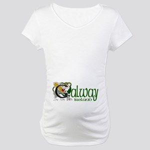 County Galway Maternity T-Shirt
