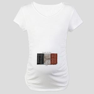 Remember the Alamo Maternity T-Shirt