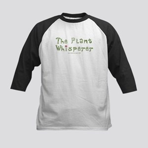 The Plant Whisperer Kids Baseball Jersey